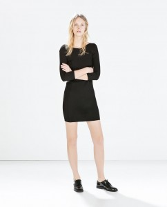 zara-vestido preto-1